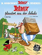 Asterix talks about the school